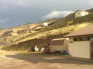 Gardiner RV campground