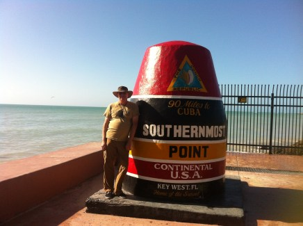 Southern most point in the USA