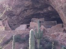 Lower cliff dwellings