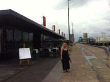 Wynyard wharf