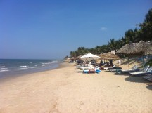 Ao Nang beach near Hoi An
