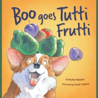 Boo goes Tutti Frutti