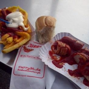 Curry 36 : l'as de la saucisse berlinoise