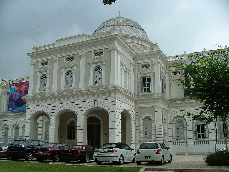 Singapura | kiwi KURT on National Museum Of Singapore  id=19180
