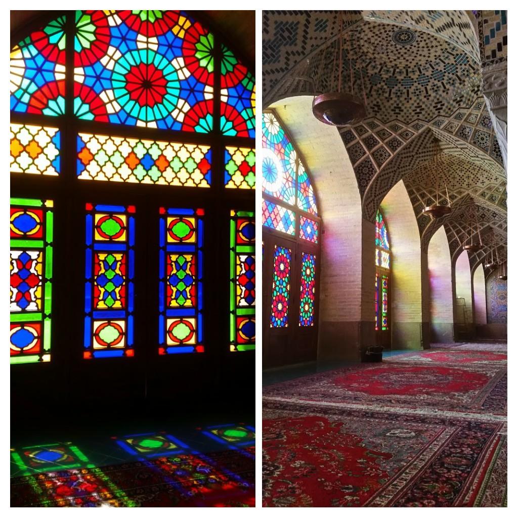 Nair-al Molk Mosque, Shiraz