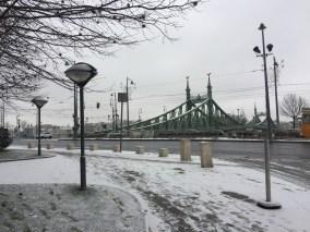 Bridge from Buda to Pest
