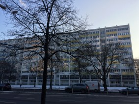 Previous housing for Stasi officers