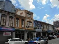 Des shophouses du XIXe siècle
