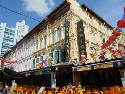 Pagoda Street à Chinatown