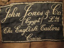2nd NZEF SD jacket taylor name
