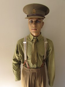 2nd NZEF shirt & trousers clse 2
