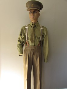 2nd NZEF shirt & trousers
