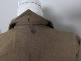 Cadet Blouse collar bck