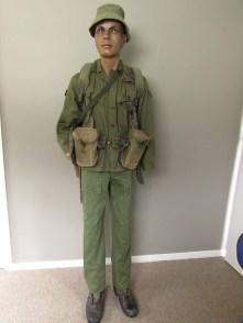 Vietnam uniform Full