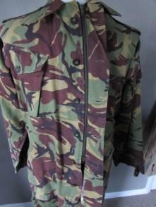 Civ DPM norm DPM shirt zip