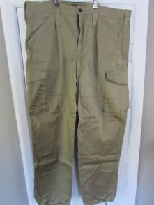 Civ DPM trousers ft lable