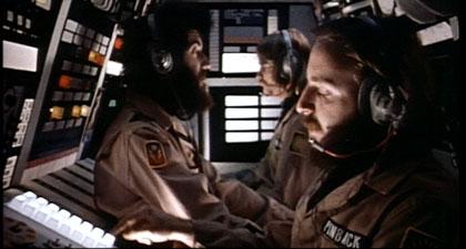 Dark Star command centre