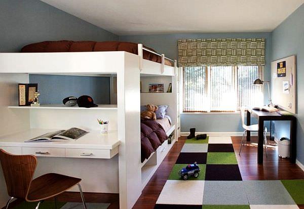Amenajarea Unei Camere Pentru Adolescenti KiwiStudio