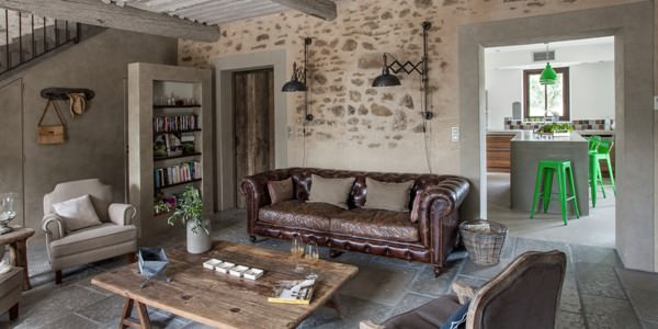 Renovare In Stil Rustic Pentru Un Fost Hambar A La