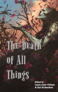 Book Cover for The Death of All Things