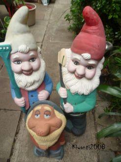Garden Gnomes Before 1