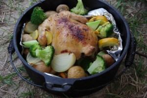 ダッチオーブン おすすめ レシピ キャンプ01