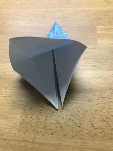折り紙 折鶴 作り方2-30