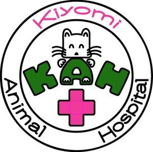 清美どうぶつ病院 ロゴ