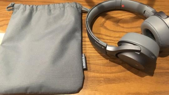h.ear on 2 Mini Wireless使いやすいヘッドホンです(^^)