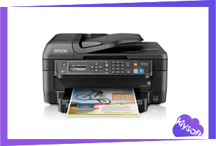 Epson WF-2650 Driver, Software, Manual, Download