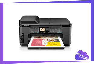 Epson WF-7510 Driver, Software, Manual, Download