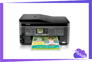 Epson WorkForce 545 Driver, Software, Manual, Download