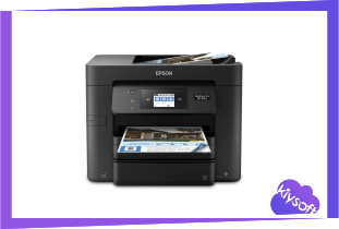 Epson Pro WF-4734 Driver, Software, Manual, Download