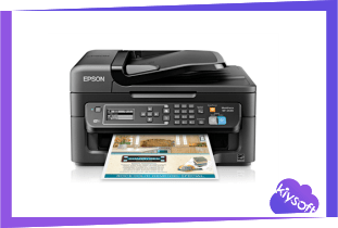 Epson WF-2630 Driver, Software, Manual, Download