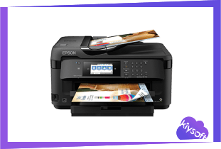 Epson WF-7710 Driver, Software, Manual, Download