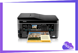 Epson WorkForce 645 Driver, Software, Manual, Download