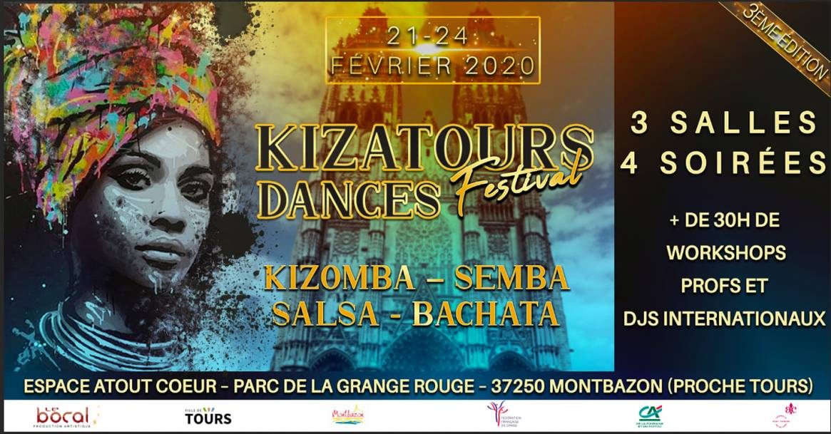 cover officiel kizatours dances festival 3