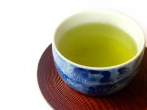 緑茶 ほっとする