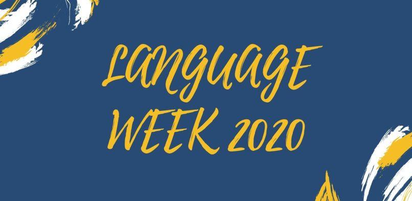 Language Week 2020