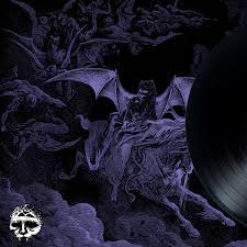 Album Cover for the Integrity and Krieg Split