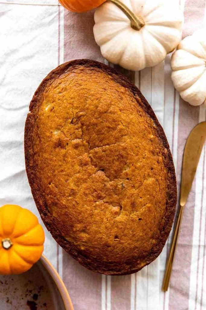 Pumpkin Banana Bread - KJ & Company