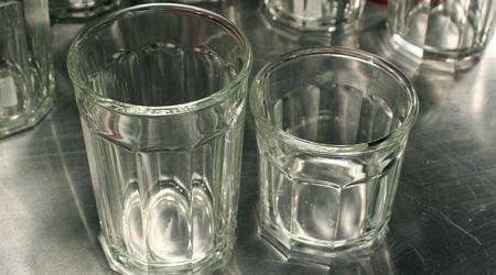 matte glass