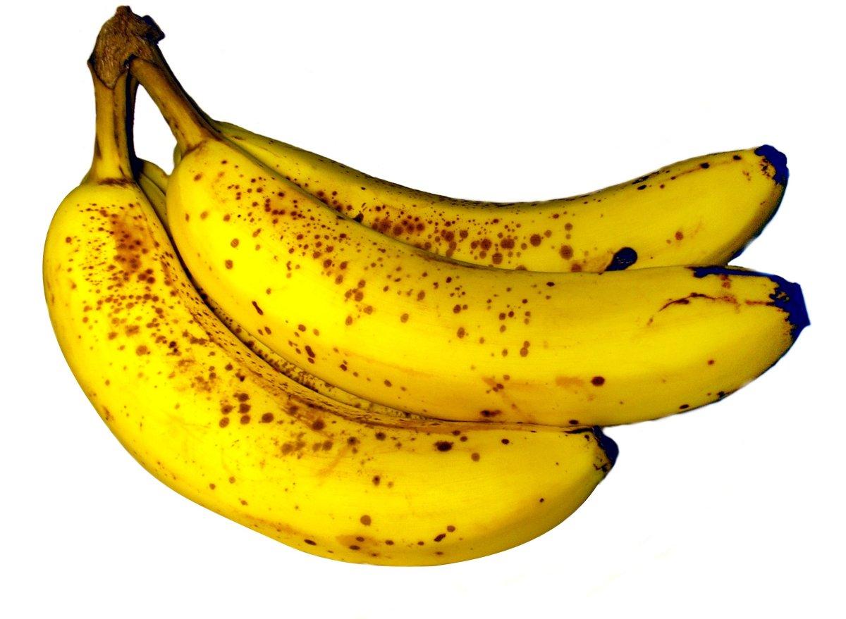 Slik unngår du at bananene blir brune