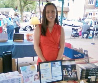 Paperbacks Plus North St. Paul Book Signing (June 2015)