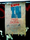 Come zINe - the free drop-in poster I made.