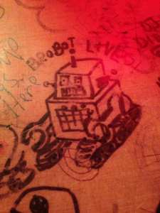 A friend actually found this in a bar in town! I've never felt more validated in my whole life.