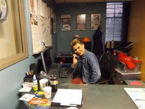 Mason Kilpatrick Station Manager 90.7 kjhk