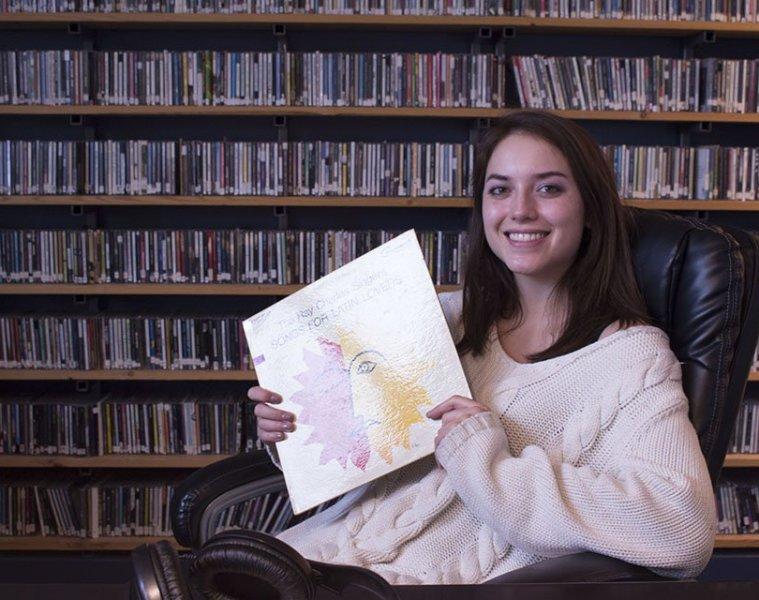 Danielle Shablitsky KJHK DJ