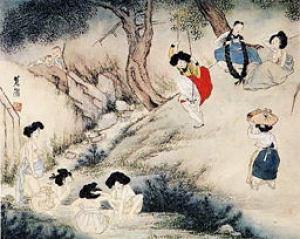 韓国時代劇歴史ドラマ辞典 恵園画像