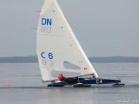 Vaiko Vooremaa tuli Saaremaa meistriks jääpurjetamise DN klassis